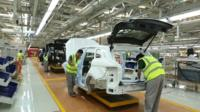Chinese Jaguar Land Rover factory