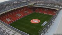 Anfield drone footage