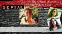 Serial webpage