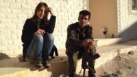 Recent photo of Roshan Isso in Kobane