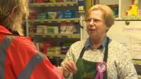 Shop in Dryslwyn, Carmarthenshire