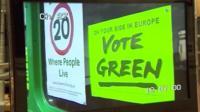 Greem campaign logo