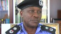 Nigerian police spokesman Emmanuel Ojukwu