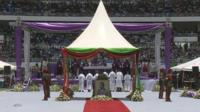 State funeral for President Michael Sata