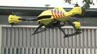 'Ambulance drone'