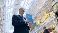Lord Smith announced the recommendations of his commission in Edinburgh