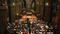 Service of remembrance is held at Glasgow Cathedral