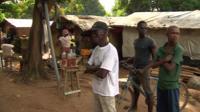 Village in Sierra Leone