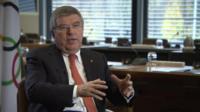 Thomas Bach, IOC President