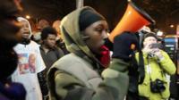 Staten Island protestors