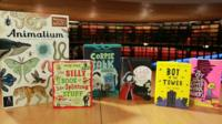Blue Peter Book Awards shortlist