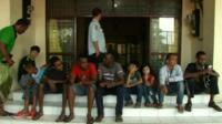 Asylum seekers in Indonesia