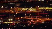 Heathrow night gv