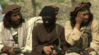 Taliban members with guns