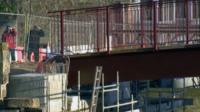 Bridge in Elgin