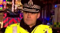 Police Superintendent Stewart Carle