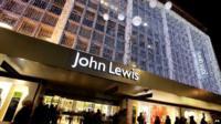 John Lewis Oxford Street Christmas lights