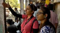 Taking a tour of Delhi