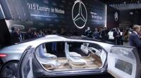 The Mercedes F 015