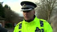 Superintendent Andy Boyd of Thames Valley Police