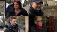 Residents of Bristol