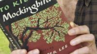 To Kill a Mockingbird front cover