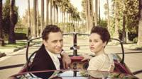 Tom Hiddleston and Felicity Jones