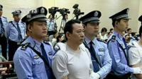 Liu Han in court
