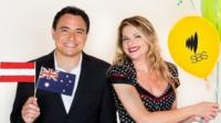 Sam Pang and Julia Zemiro