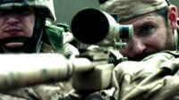 "Bradley Cooper in ""American Sniper"""