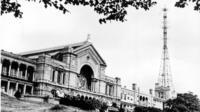 Alexandra Palace - archive image