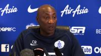 Queen's Park Rangers caretaker boss Chris Ramsey