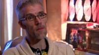 Paul Finlay-Dickson spoke to the BBC News NI's Rick Farragher