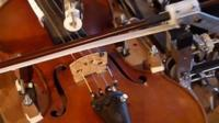 Kinetic sculpture violin