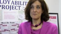 Theresa Villiers said that without agreement on welfare, a budget at Stormont was unsustainable