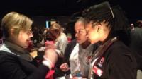 Sinead Rocks talks to School Reporters