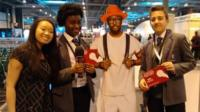 School Reporters interview Lilly Kam, will.i.am's coding teacher
