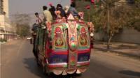 Karachi bus tour