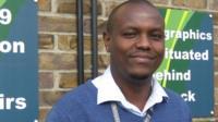 Daniel from Barking Dagenham College Exclusion Unit