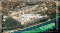 Germanwings plane - graphic