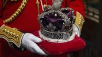 Queen Elizabeth II's crown