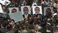 Prosecutor Mehmet Selim Kiraz who was killed in a shootout