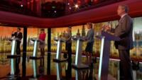 Party leaders' election debate