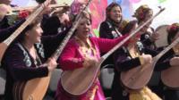 Uighur community in Kazakhstan