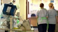 nurses in ward