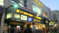 Cinema in Mumbai, India