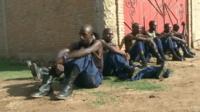 Men arrested in Burundi