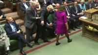 John Bercow 'dragged' to Speaker's Chair