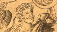 A new illustration of William Shakespeare as a young man has been found