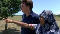 Jonah Fisher meets a Rohingya migrant from Myanmar who was trafficked then ransomed back to her family